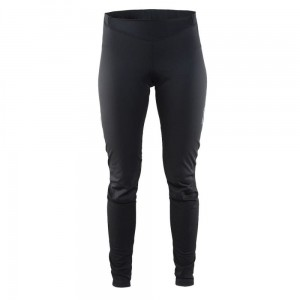 Craft Velo Thermal Wind Tights - spodnie kolarskie długie damskie ocieplane