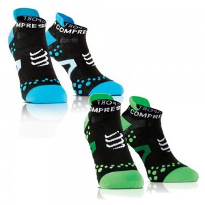 Skarpety COMPRESSPORT ProRacing Socks 3D.DOT V 2.1 low cut
